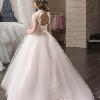Blush Pink Princess Tutu Sequined A..