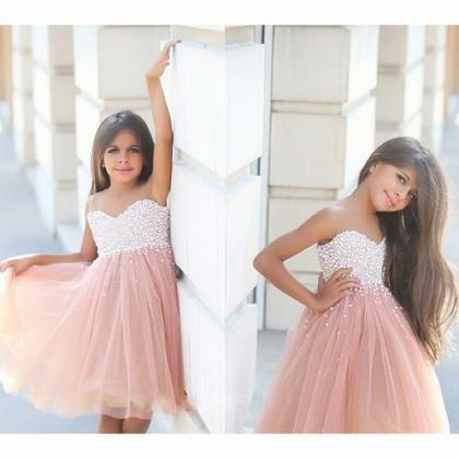 Party Dress Flower Girl Dresses gir..